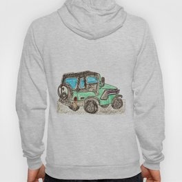 Jamie's Jeep Hoody