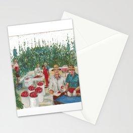 Tomato Growers,Australia             by Kay Lipton Stationery Cards