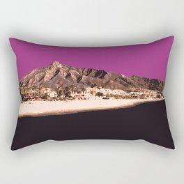 Marbella Orchid Rectangular Pillow