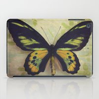 tapestry iPad Cases featuring Tapestry by KunstFabrik_StaticMovement Manu Jobst