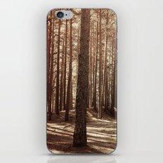 it's autumn iPhone & iPod Skin