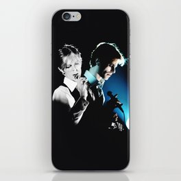 BOWIE 2 iPhone Skin