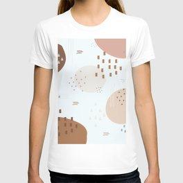 Modern Abstract T-shirt