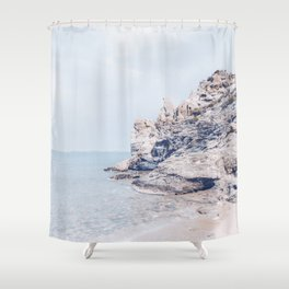 By the sea 2 Shower Curtain