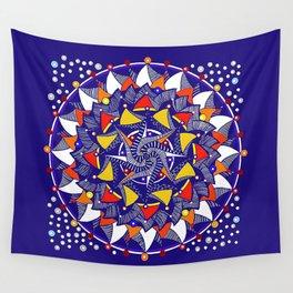 Mandala 12 Wall Tapestry