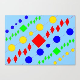 Escalation #1 Canvas Print