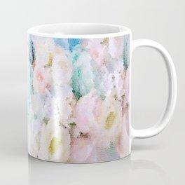 ROSE WHISPERER FADE OUT MOSAIC IMPRESSION Coffee Mug