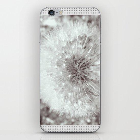 Dandylion iPhone Skin