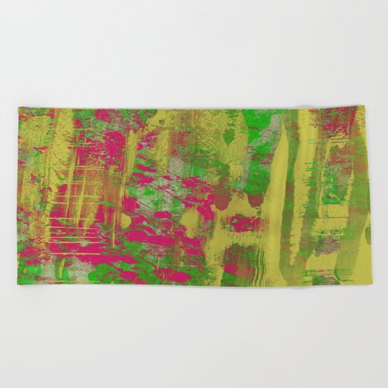 Abstract 12A.3 Beach Towel