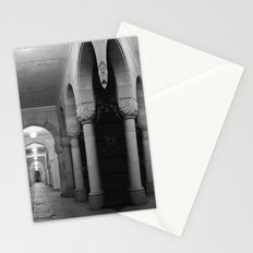 Corridors of confusion Stationery Cards