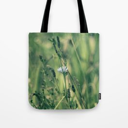Green wild nature Tote Bag