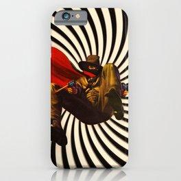 Illusionary Thief iPhone Case