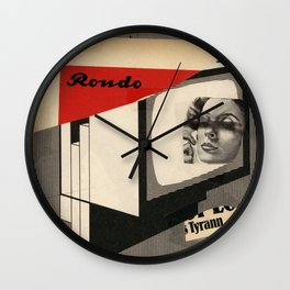 Oh god i wish Wall Clock
