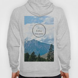 Life: A Continuous Learning Experience Hoody