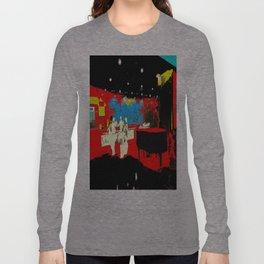 Hotel Lounge Long Sleeve T-shirt