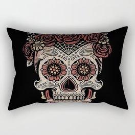 Frida Kahlo Calavera Rectangular Pillow