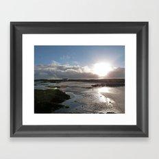 Connemara Coast #4 Framed Art Print