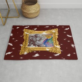 Barocco cocco choco - Variations on the theme of the Baroque Rug