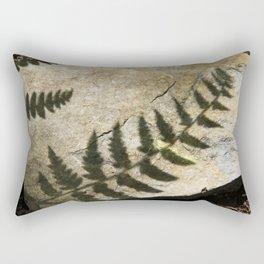 Fern Shadow Rectangular Pillow