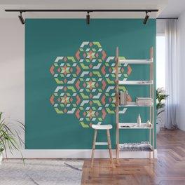 Tile Wall Mural