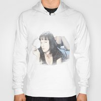 pulp fiction Hoodies featuring Pulp Fiction by EclipseLio