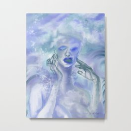Our Lady of the Still Waters Metal Print