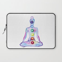 Seven Chakras Laptop Sleeve