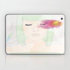 Watery Eyes Laptop & iPad Skin