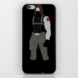 James 'Bucky' Barnes iPhone Skin