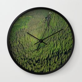 Another Kind of Rainforest Wall Clock