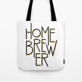 Homebrewer Tote Bag