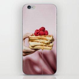 Waffles iPhone Skin