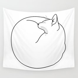 Fuzz Ball Wall Tapestry