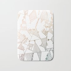 Fill With Authentic Geo Bath Mat