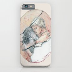 14/02 : Love Triangle  iPhone 6s Slim Case
