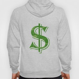 """Dollars"" tee design. Perfect gift to your money lover friends and family. Go grab yours too!  Hoody"