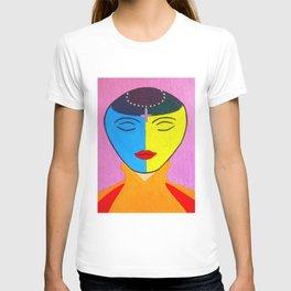 Spirit Woman By Annie Zeno T-shirt