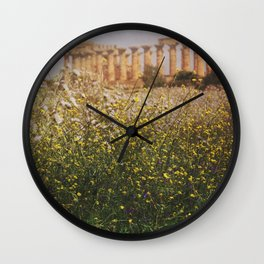Can you feel it? Wall Clock