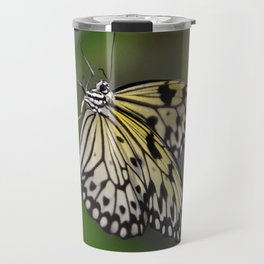 Rice Paper Butterfly by Teresa Thompson Travel Mug