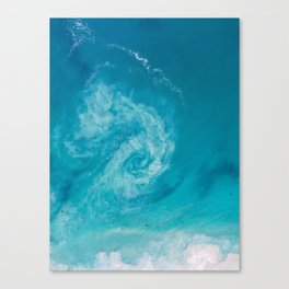Rip Current Canvas Print