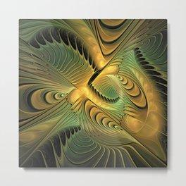 flamedreams -1- Metal Print