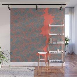 Lineridge Coral Wall Mural