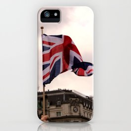 Fly The Flag iPhone Case