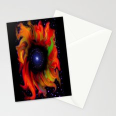 Worm Hole Stationery Cards