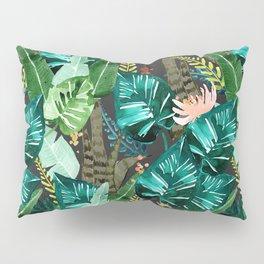 Tropical Dark Pillow Sham