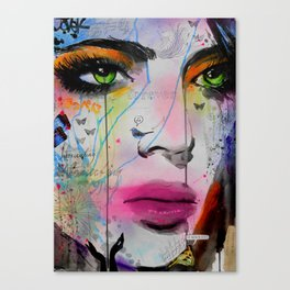 forever intoxicating Canvas Print