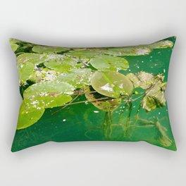 nympheas Rectangular Pillow