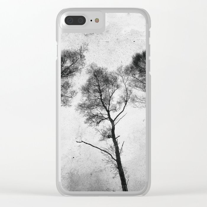 Ladies of the Woods Clear iPhone Case