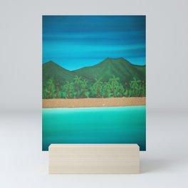 West Maui Mountains Mini Art Print