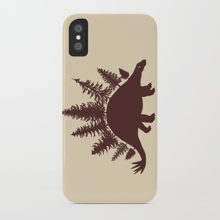 Stegoforest  iPhone Case